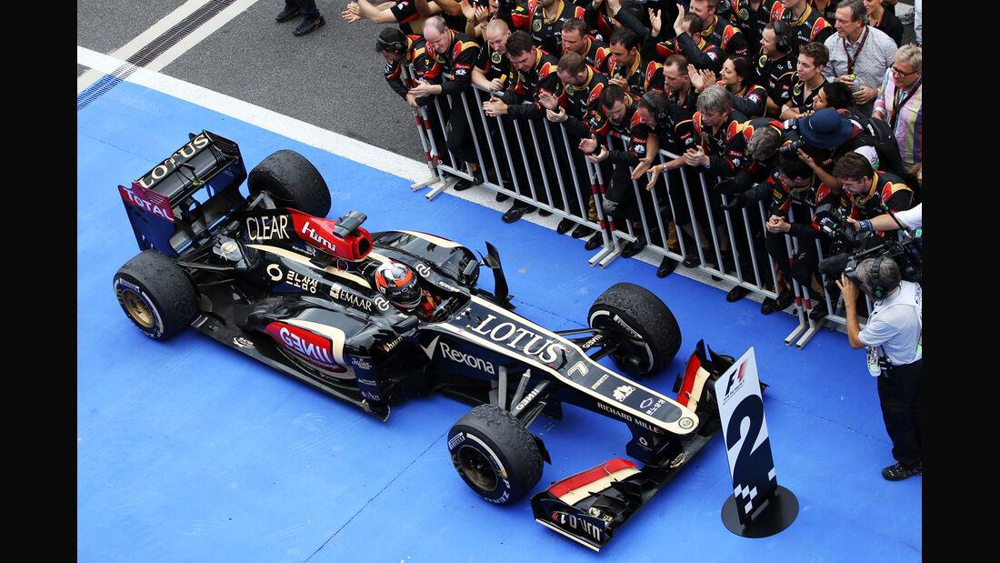 Kimi Räikkönen - GP Korea 2013