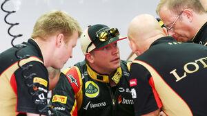 Kimi Räikkönen GP Korea 2013