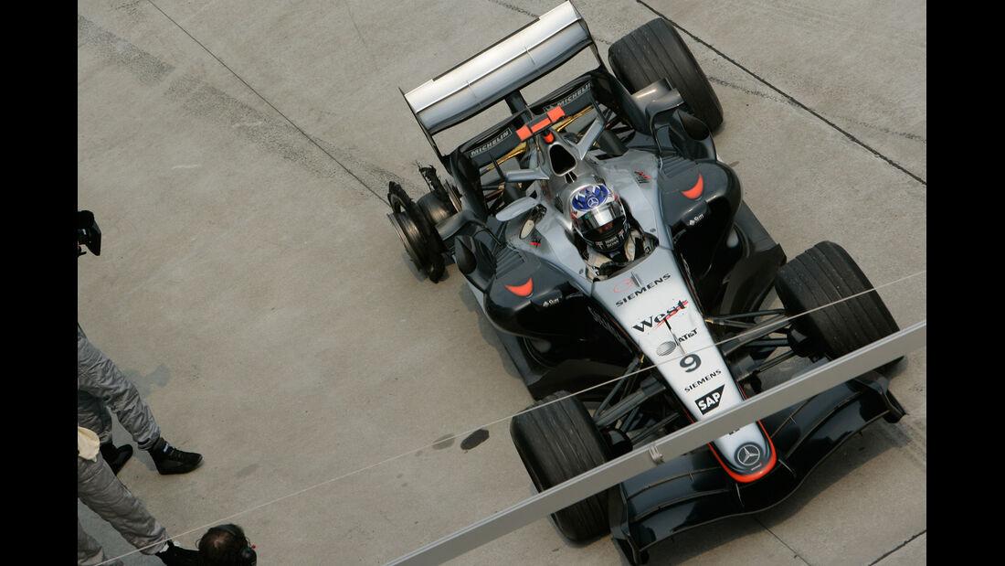 Kimi Räikkönen - GP Malaysia 2005
