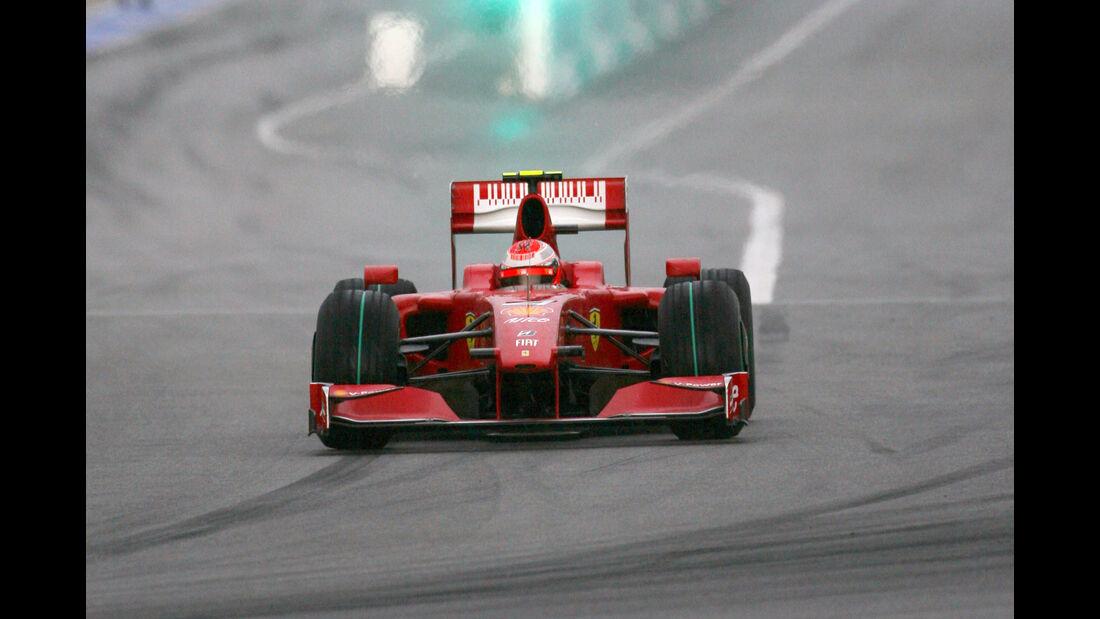 Kimi Räikkönen - GP Malaysia 2009