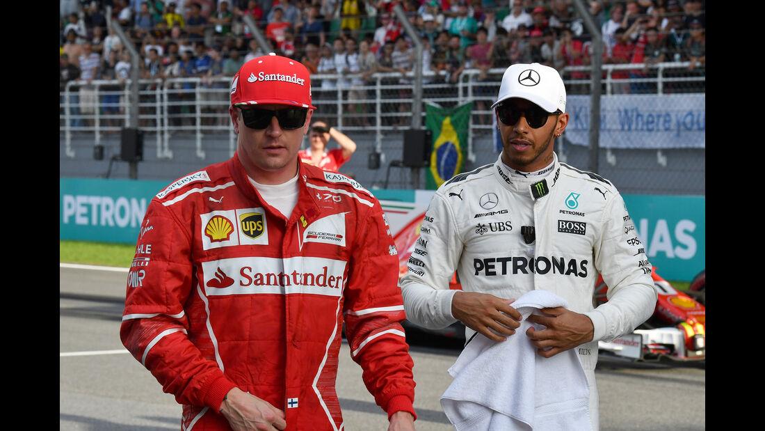 Kimi Räikkönen - GP Malaysia 2017