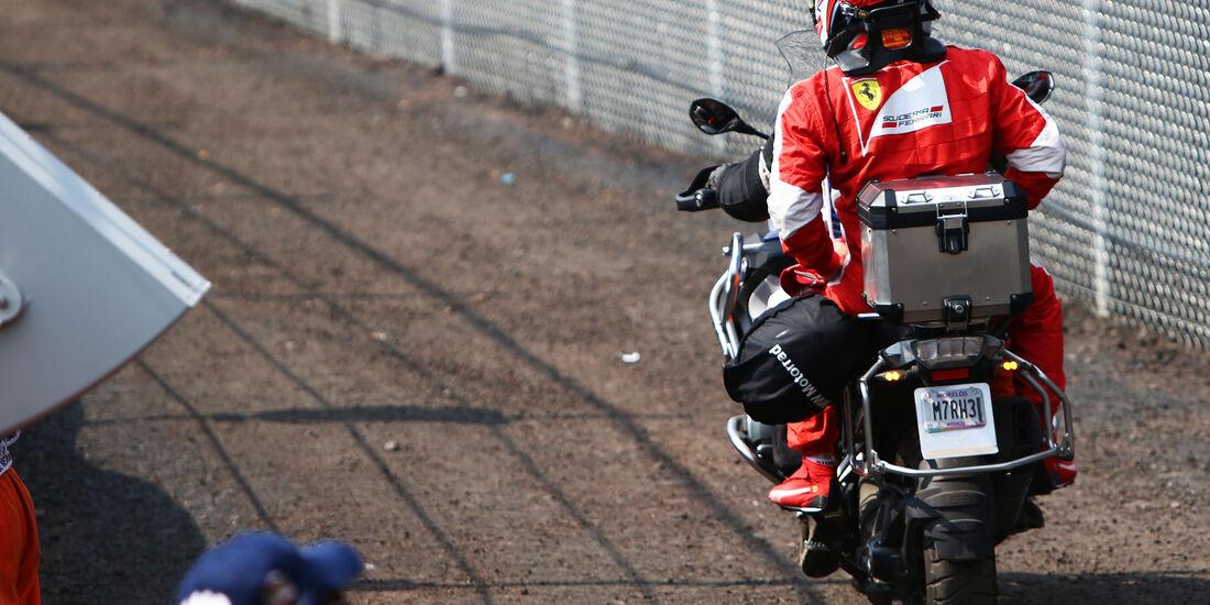 Kimi Räikkönen - GP Mexiko 2015