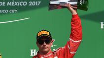 Kimi Räikkönen - GP Mexiko 2017
