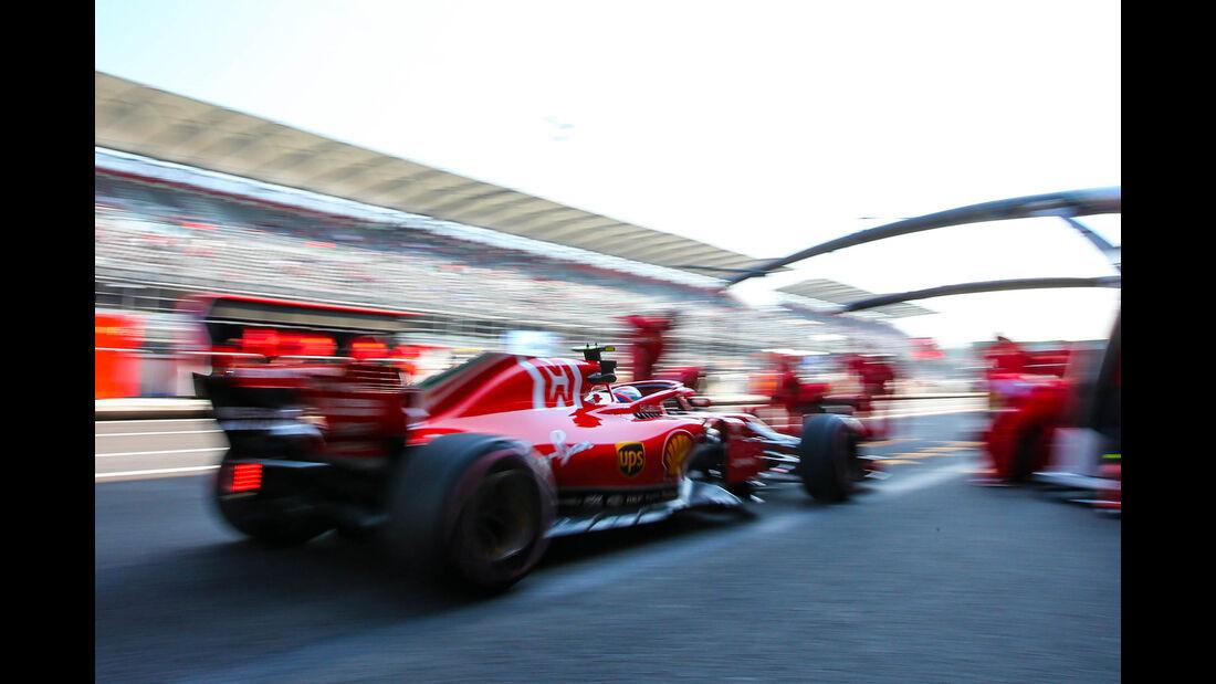 Kimi Räikkönen - GP Mexiko 2018