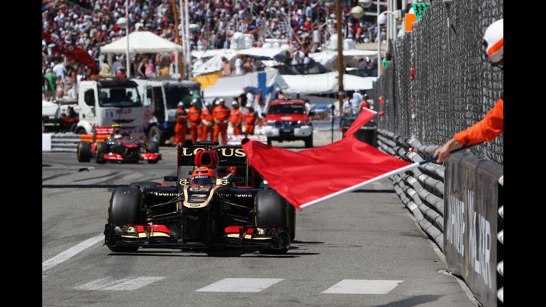 Kimi Räikkönen - GP Monaco 2013