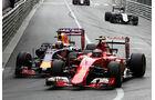 Kimi Räikkönen - GP Monaco 2015