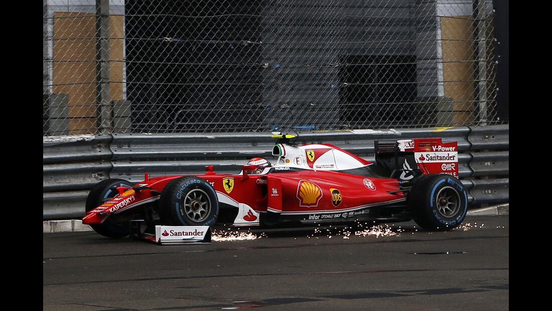 Kimi Räikkönen - GP Monaco 2016