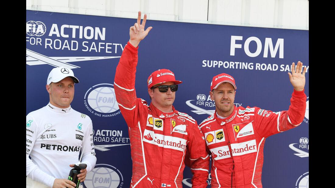 Kimi Räikkönen - GP Monaco 2017