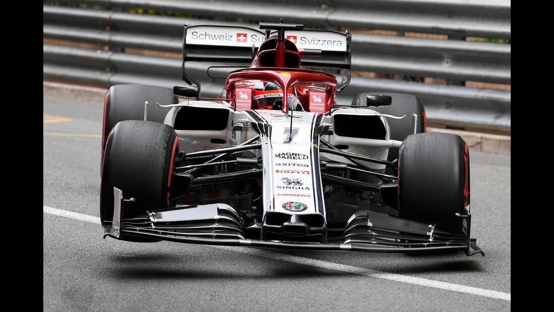 Kimi Räikkönen - GP Monaco 2019