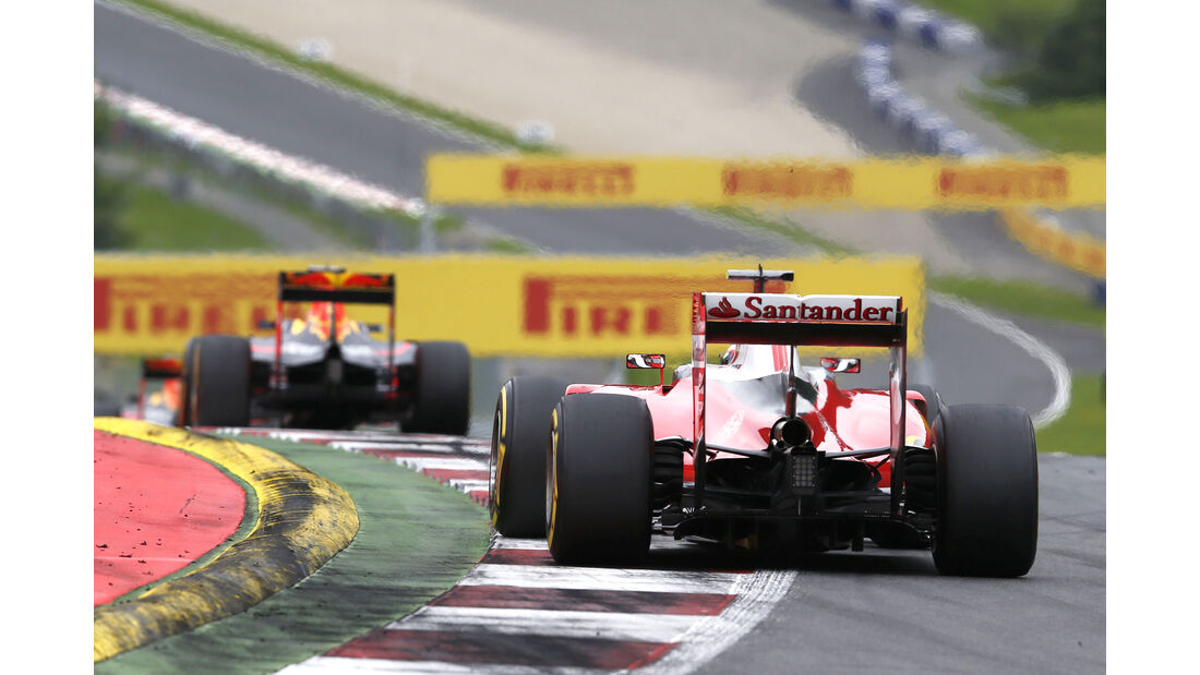 Kimi Räikkönen - GP Österreich 2016