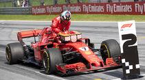 Kimi Räikkönen - GP Österreich 2018