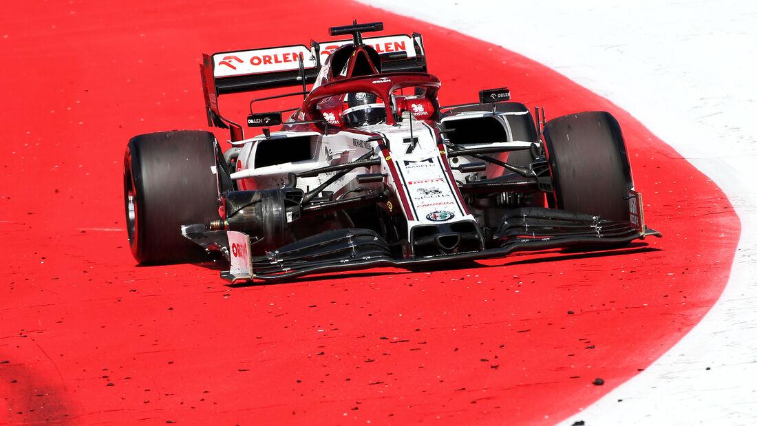 Kimi Räikkönen - GP Österreich 2020