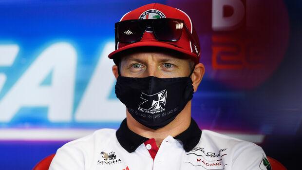 Kimi Räikkönen - GP Portugal 2020