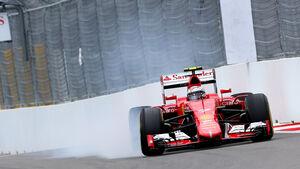 Kimi Räikkönen - GP Russland 2015