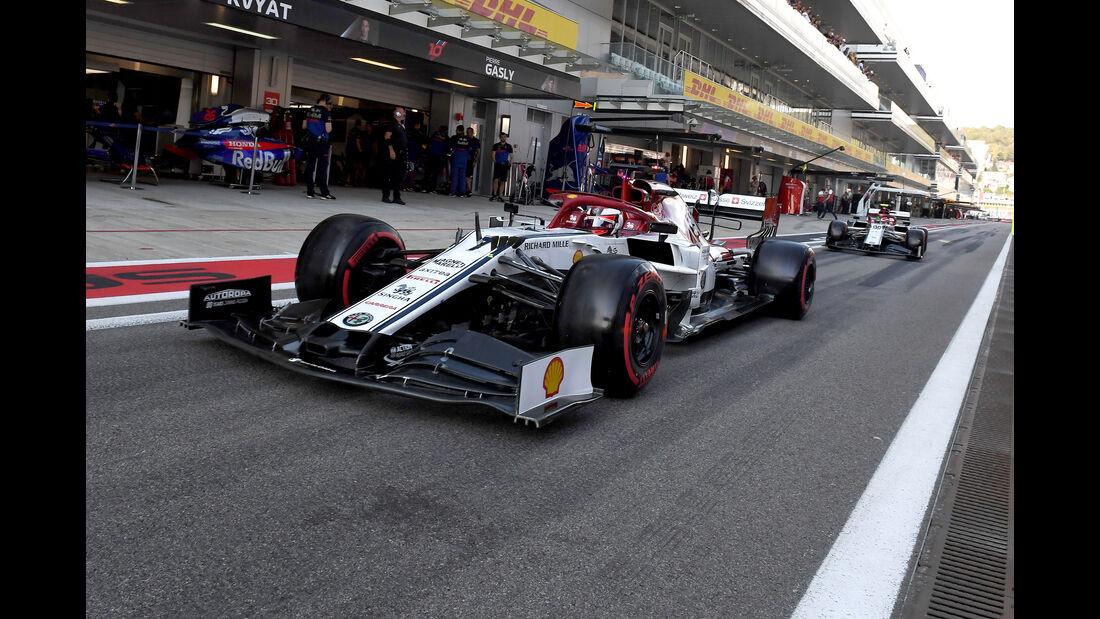 Kimi Räikkönen - GP Russland 2019