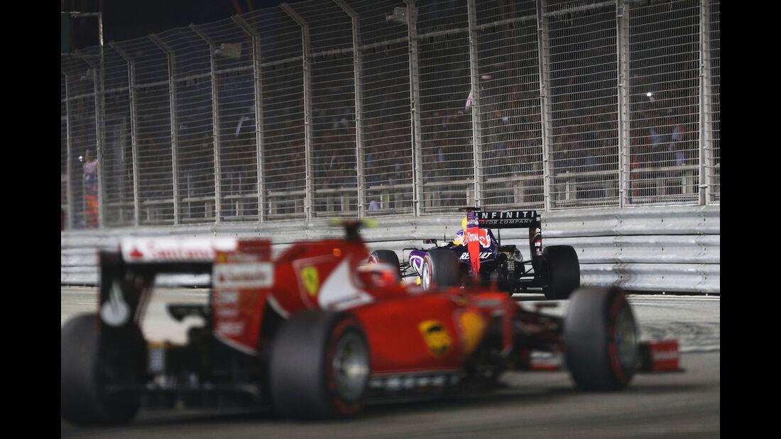 Kimi Räikkönen - GP Singapur 2015
