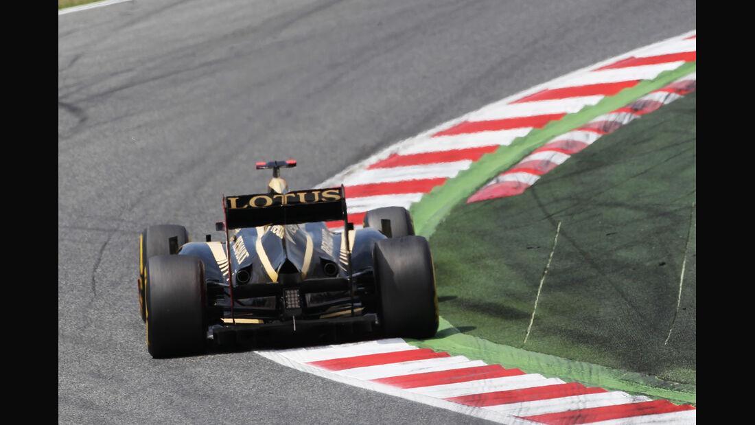 Kimi Räikkönen GP Spanien 2012