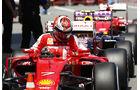 Kimi Räikkönen - GP Spanien 2015