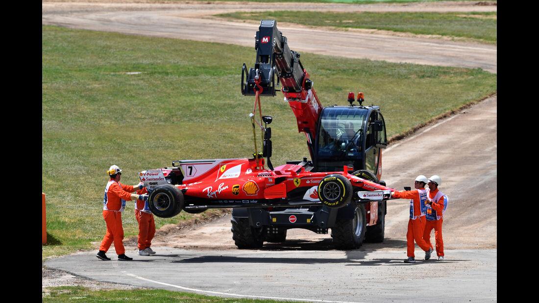 Kimi Räikkönen - GP Spanien 2017
