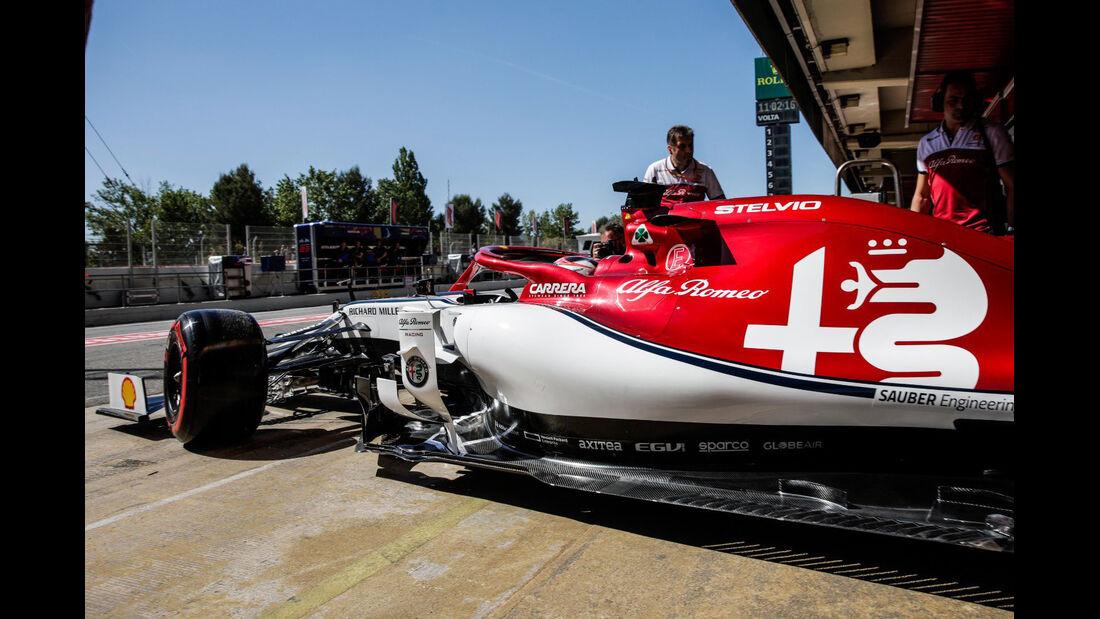 Kimi Räikkönen - GP Spanien 2019