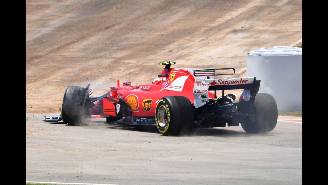 Kimi Räikkönen - GP Spanien - Formel 1 - 2017