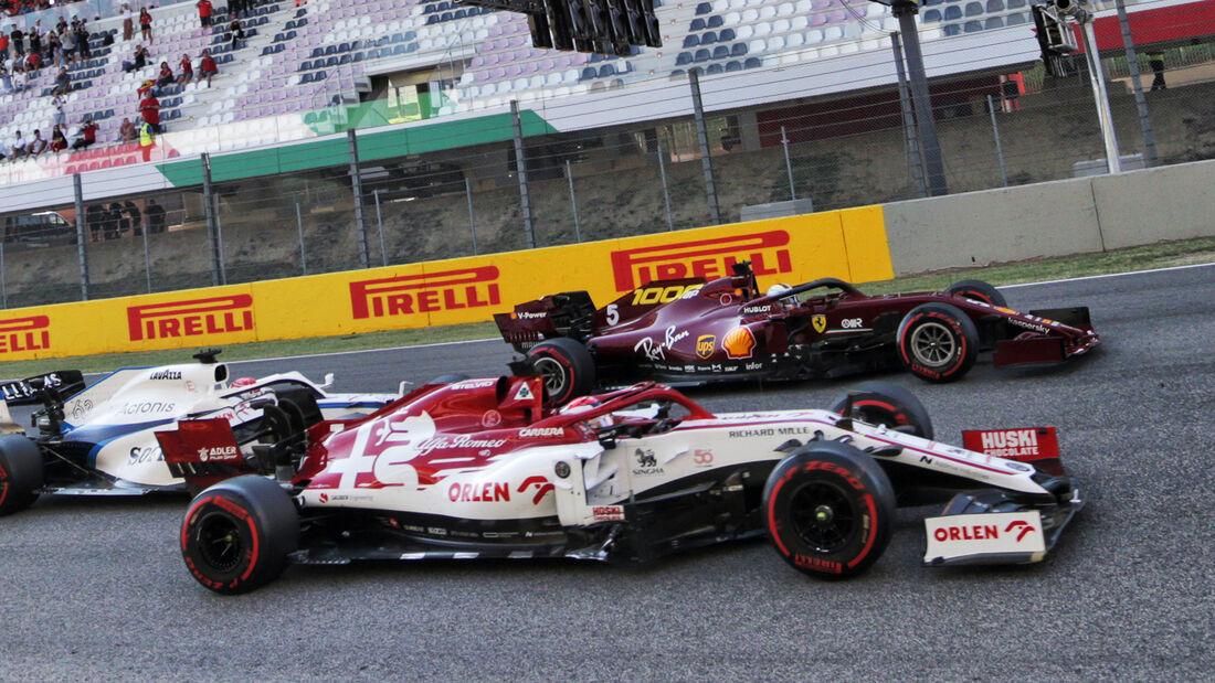 Kimi Räikkönen - GP Toskana  - Mugello - Formel 1 - 2020