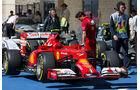 Kimi Räikkönen - GP USA 2014