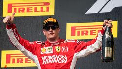 Kimi Räikkönen - GP USA 2018