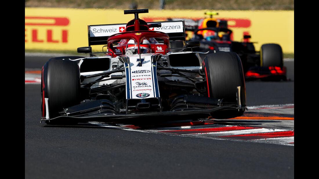 Kimi Räikkönen - GP Ungarn 2019