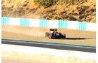 Kimi Räikkönen - Lotus - F1-Test Jerez 2012