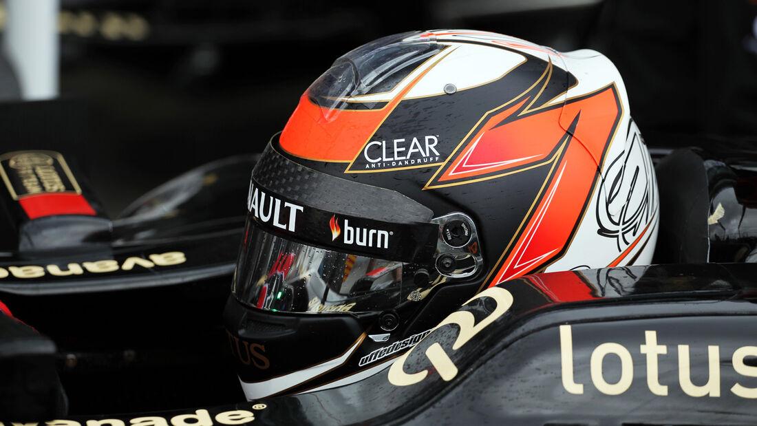 Kimi Räikkönen - Lotus - Formel 1 - GP Australien - 16. März 2013