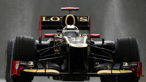Kimi Räikkönen - Lotus - Formel 1 - GP Belgien - Spa - 31.8.2012