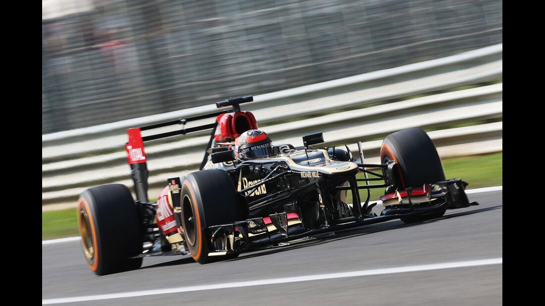 Kimi Räikkönen - Lotus - Formel 1 - GP Italien - Monza - 6. September 2013