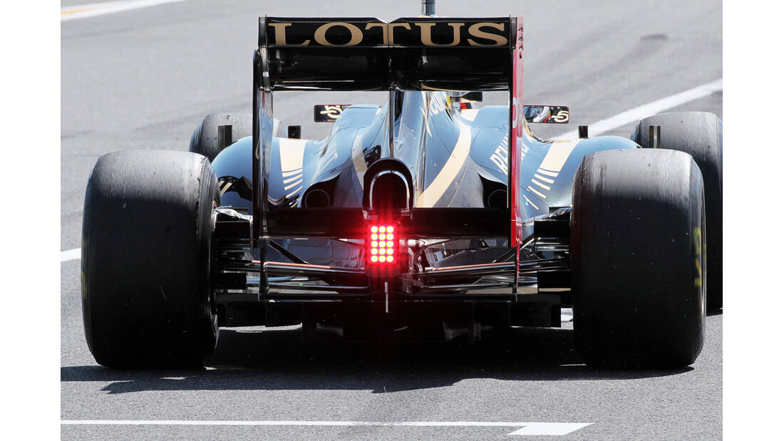 Kimi Räikkönen - Lotus - Formel 1 - GP Japan - Suzuka - 5. Oktober 2012