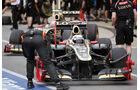 Kimi Räikkönen - Lotus - Formel 1 - GP Kanada - 8. Juni 2012
