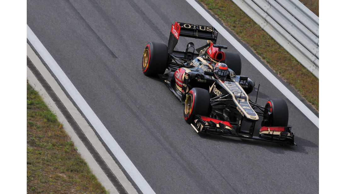 Kimi Räikkönen - Lotus - Formel 1 - GP Korea - 5. Oktober 2013