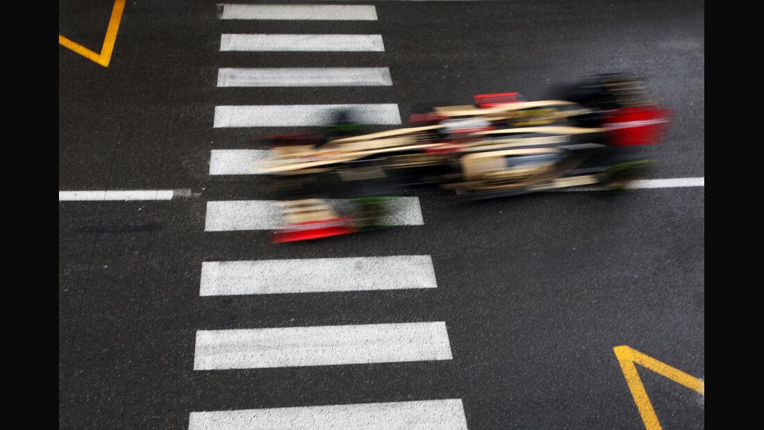 Kimi Räikkönen - Lotus - Formel 1 - GP Monado - 24.Mai