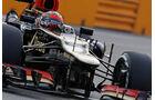 Kimi Räikkönen - Lotus - Formel 1 - GP Singapur - 20. September 2013