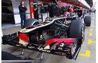 Kimi Räikkönen - Lotus Formel 1 - Test - Barcelona - 19. Februar 2013