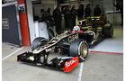 Kimi Räikkönen - Lotus - Formel 1-Test Barcelona - 4. März 2012