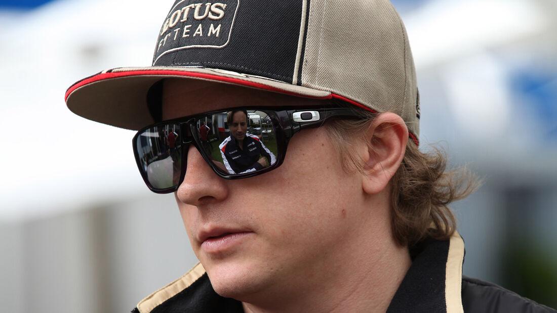 Kimi Räikkönen - Lotus - GP Australien - Melbourne - 15. März 2012