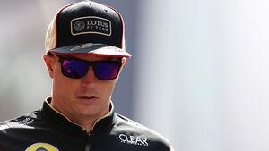 Kimi Räikkönen - Lotus - GP Deutschland 2013