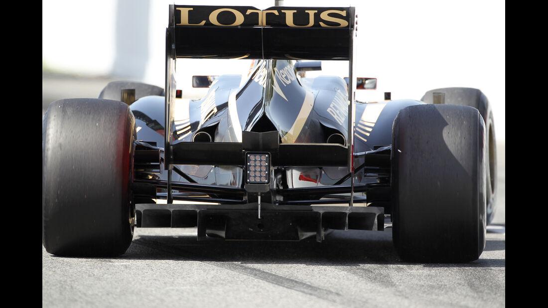 Kimi Räikkönen - Lotus - GP Spanien - 12. Mai 2012