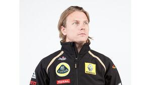 Kimi Räikkönen - Lotus Renault