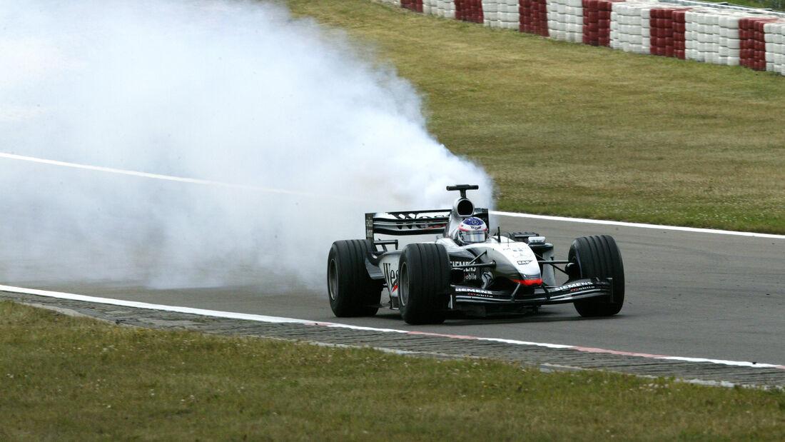 Kimi Räikkönen - Nürburgring - 2003