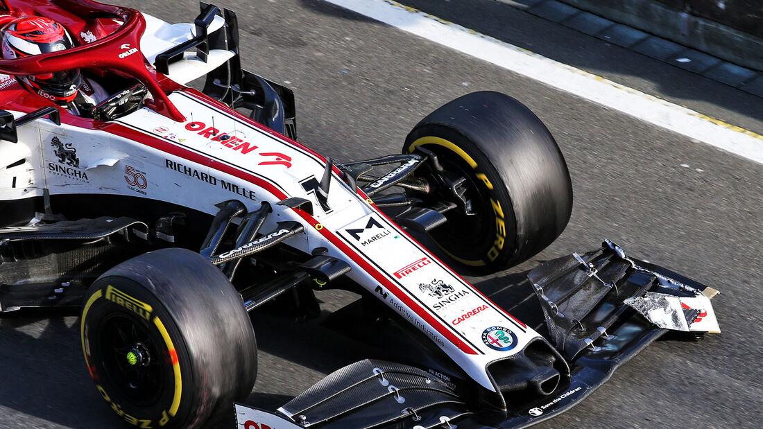 Kimi Räikkönen - Nürburgring - Eifel Grand Prix - 2020