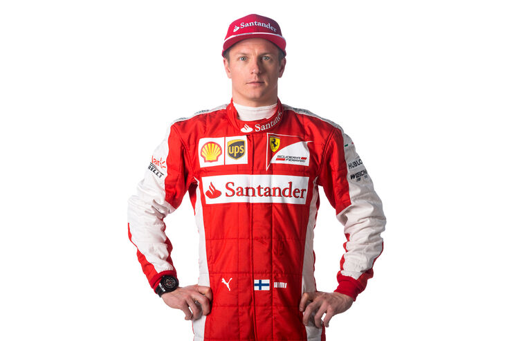 Kimi Räikkönen - Porträt - Formel 1 - 2015