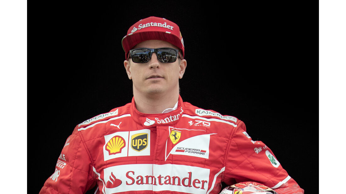 Kimi Räikkönen - Porträt - Formel 1 - 2017