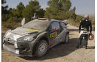 Kimi Räikkönen Rallye Spanien 2011