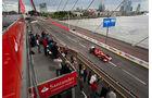 Kimi Räikkönen - Showrun - Rotterdam - 2014